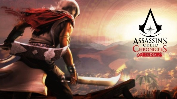 Assassin Creed Chronicles India