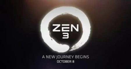 AMD Zen 3 CPUs and Radeon RX 6000 'Big Navi' GPU will be revealed on 8 October