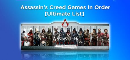 Assassin's Creed Game Order