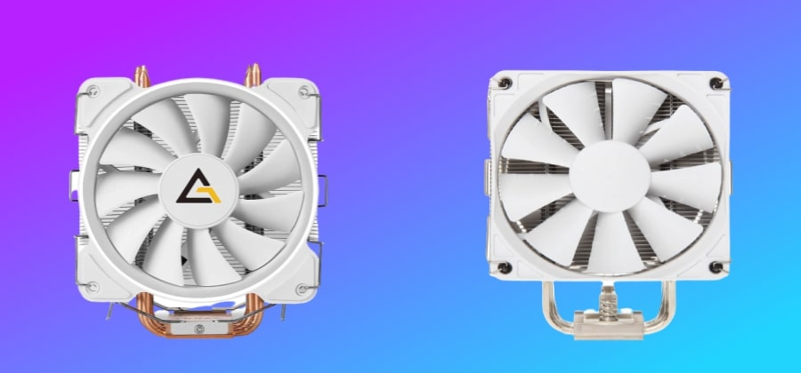 Best White CPU Coolers 2021 [Buying Guide]
