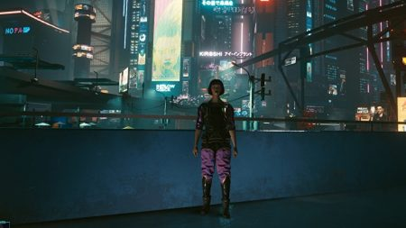 Modders have enabled 3rd person mode in Cyberpunk 2077, which seems quite impressive!