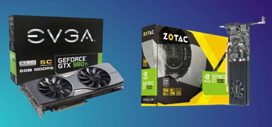 GTX 980 Ti VS GTX 1070 [Which one is Better]